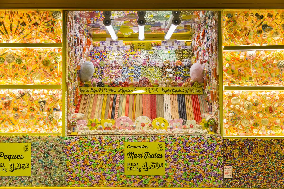 sweets window shop